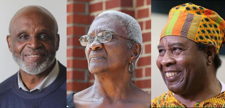 Founding Board Members of the Africatown Heritage Preservation Foundation